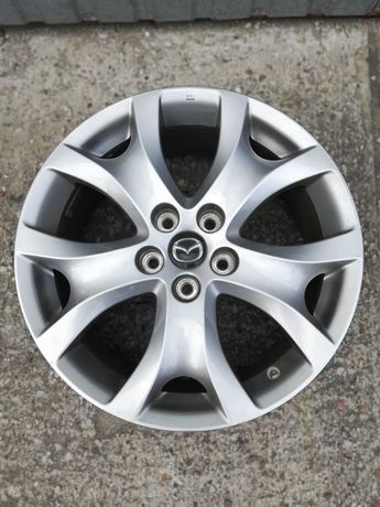 "Felga aluminiowa, Mazda 18"" , ET45, 18 x 7,5 J"