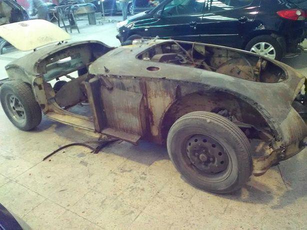 MG MGA 1957 para restauro