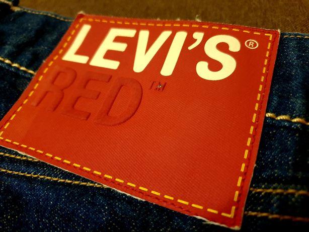 Джинсы Levis RED селвидж selvedge