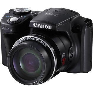 Aparat Canon PowerShot SX500 IS