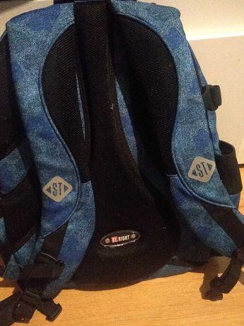 Plecak szkolny dla dzieci