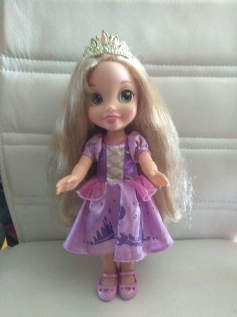 Lalka Roszpunka z bajki Disneya