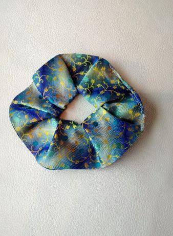 gumka jedwabna -drugie życie krawatów
