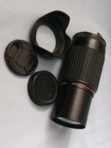 Мануальный объектив Тou/Five Star MC Auto Macro Zoom 70-200/4