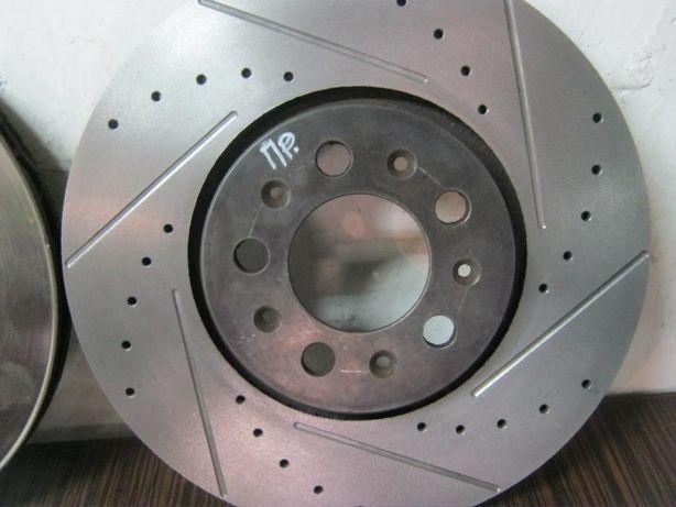 Проточка тормозных дисков,барабанов