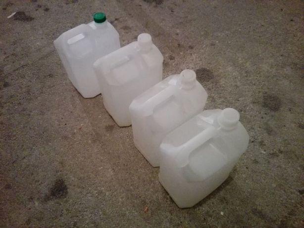 Vasilhame / garrafão para azeite ou outro líquido (5Lts)