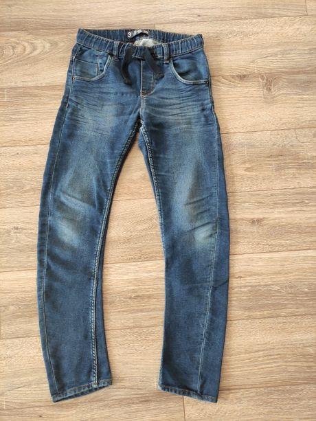 Spodnie jeansowe joggery CUBUS, rozmiar152