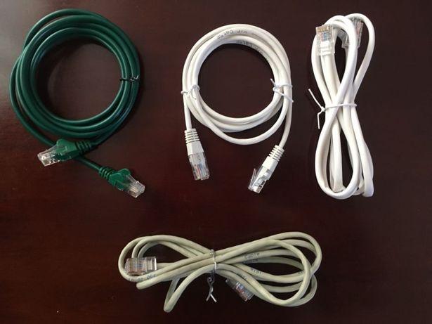 Kable sieciowe do internetu
