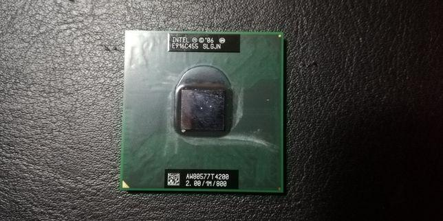 Processador Intel T4200 dual core
