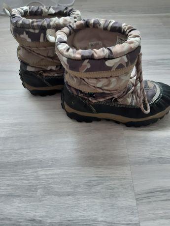 Термоботінки ботинки geox 31 р. 20 см