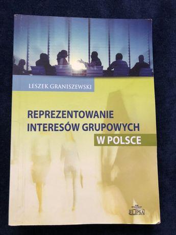 Reprezentowanie interesów grupowych w Polsce