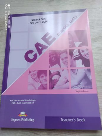 CAE Practice Tests Teacher's Book