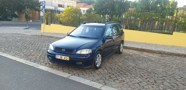 Opel Astra G 2.0dti Edition2000