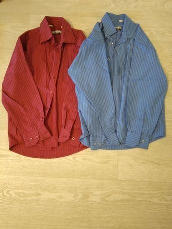 Рубашки на 6-7 лет