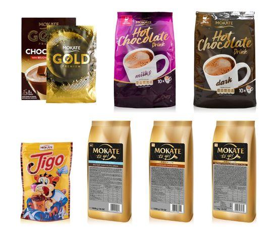 Горячий Шоколад_Какао Вендинг и ХоРеКа Mokate_Ristora_ICS