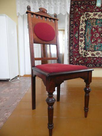 krzesła drewniane komplet 6 szt