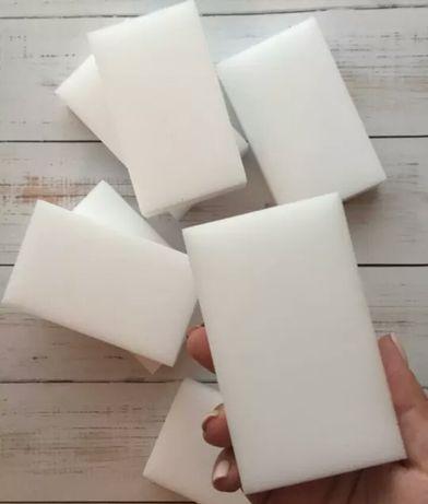 Меламиновые губки с завода производителя 100 штук
