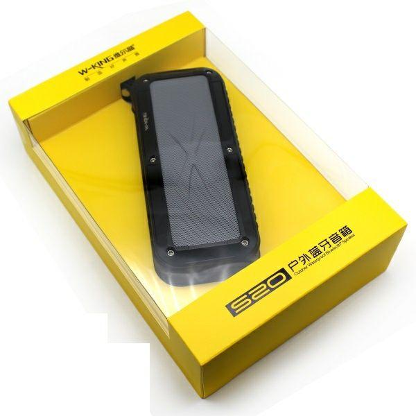 Портативная колонка W-king S20 Bluetooth Вольногорск - изображение 1