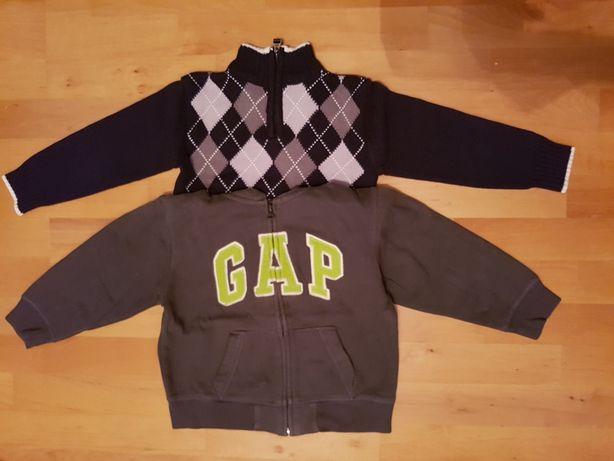 4 lata Gap Timberland Children Place polar bluza spodnie bezrękawnik