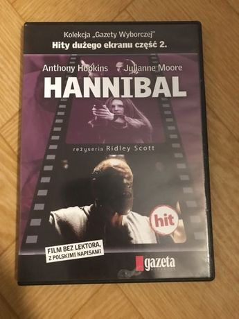Film DVD hannibal