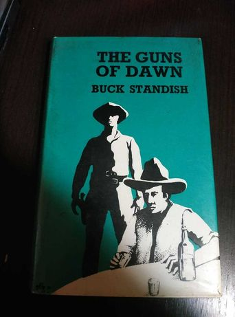 """Sprzedam książkę po angielsku """"The guns of dawn"""" Standish"""