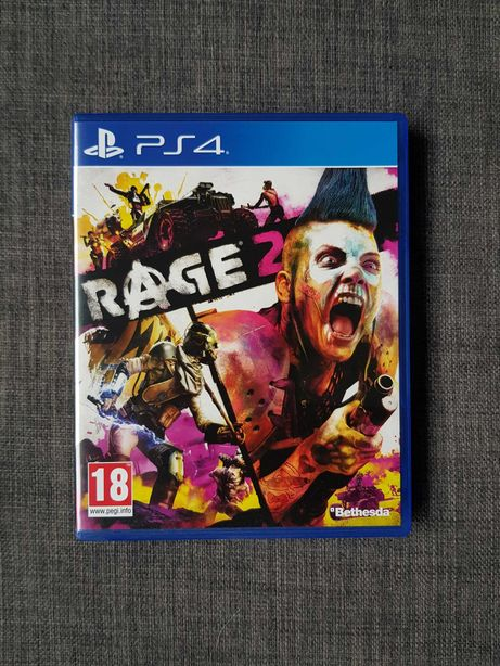 Rage 2 PS4 stan idealny
