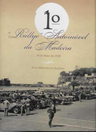 Livro - 1º Rally da Madeira