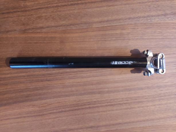Sztyca podsiodłowa Accent 27,2mm, 320mm
