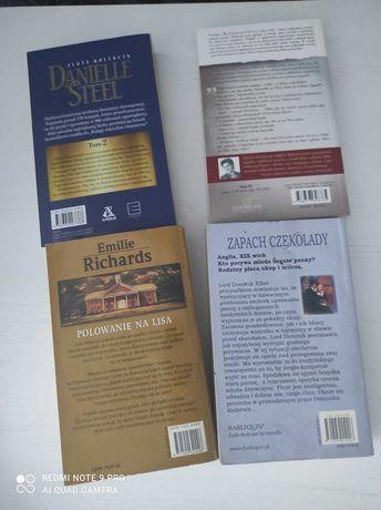 Książki różne 4zł sztuka