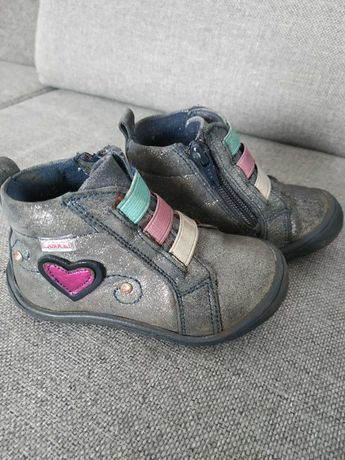 Kozaki Lasocki r 22, buty, trzewiki, półbuty jesienne, przejsciowe