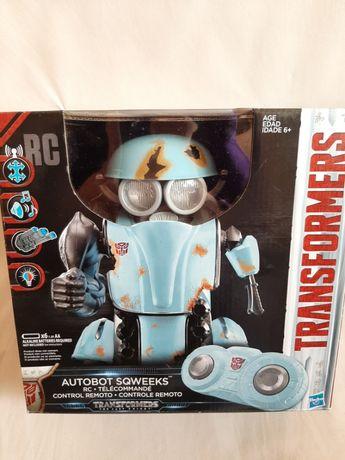Transformers Трансформер Автобот Сквикс на р\у Sqweeks RC