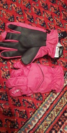 Rękawiczki narciarskie rękawice 134 140