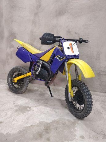 Мини-Кросс, минибайк, детский кросс,Malaguti Grizzly, детский мотоцикл