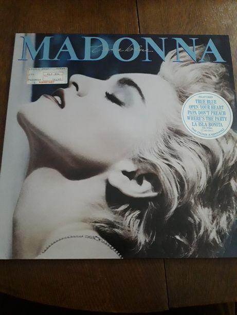 Płyta winylowa Madonna Thru Blue