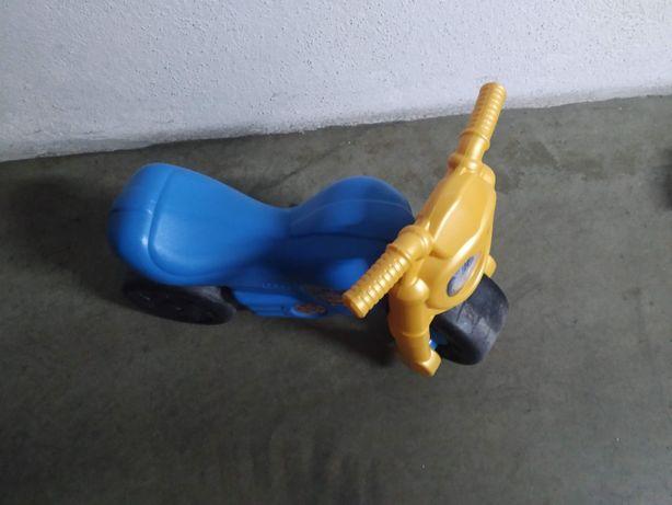 Triciclo Moto Jumper