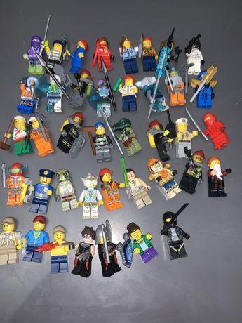 LEGO  ludziki +części