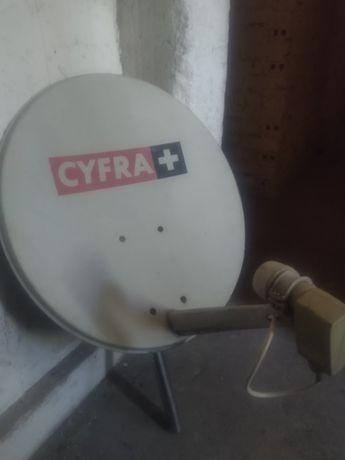 Antena satelitarna 60 z konwerterem