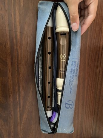Flauta Contralto Yamaha - YRA 314 B III