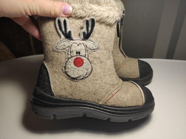 Валенки Котофей 28 размер 17,5см Валянки Зимние Сапоги Ботинки Батинки