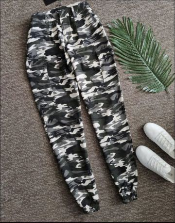Брюки джинс карго милитари костюм летний шорты джинс высокая посадка