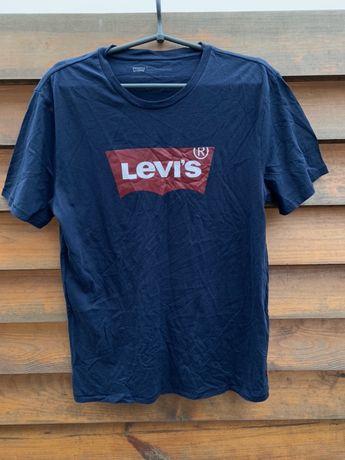 Мужская футболка Levis Big Logo size M x ellesse x nike