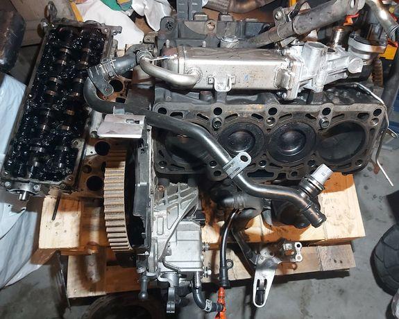 VW Audi 2.0tdi CFGB 170KM słupek uszkodzony EGR Pompa