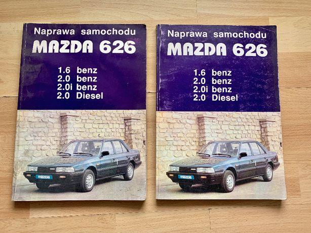 Naprawa samochodu MAZDA 626 instrukcja serwisowa
