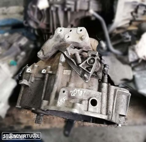 Caixa 6 velocidades Audi A3 2.0 TDI (2005) GRF