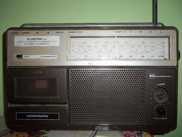 Radiomagnetofon UNITRA ZRK RM 222 KASPRZAK