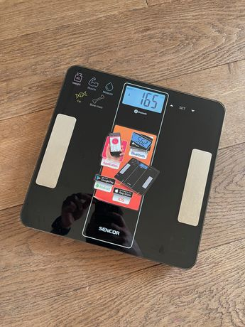 Waga fitness Sencor SBS 8000BK Bluetooth