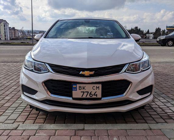 Chevrolet CRUZE LS 2017р. / США