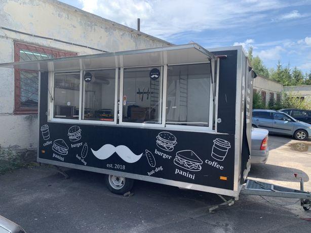 Готовий бізнес, торговий причіп,food truck