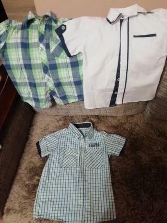 ubranka dla dzieci r. 104 - chłopca
