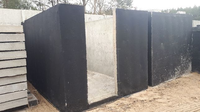 Zbiornik Szambo Betonowe Producent Atest Transport i montaz HDS